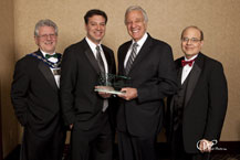 Honour received from the Richmond Hill Chamber of Commerce