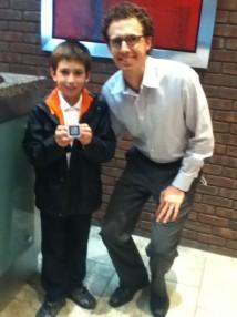 Davis Orthodontics Kid's Club Winners!