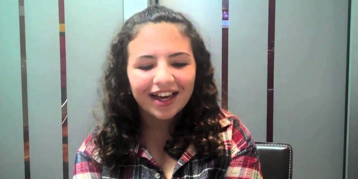 Noelle C. Video Blog: First Day of Treatment