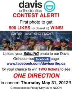 One Direction Contest!