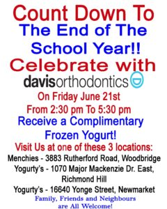 Count Down To The End Of The School Year!!