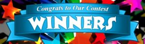 Congratulations to our Winners!