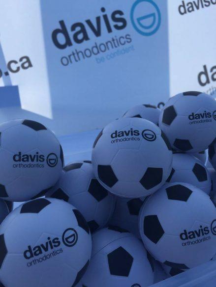 Newmarket Soccer Club's Davis Orthodontics