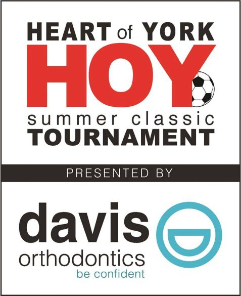 Heart of York Soccer Tournament Davis Orthodontics