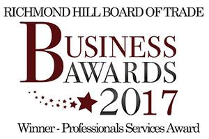Annual Business Achievement Award