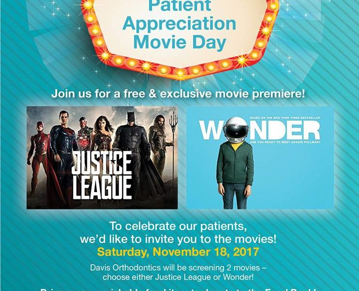 Movie Day ~ Saturday November 18 2017