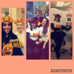 Happy Halloween from Davis Ortho!!