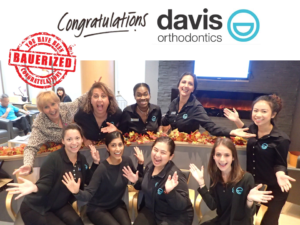 Training Day at Davis Orthodontics!!