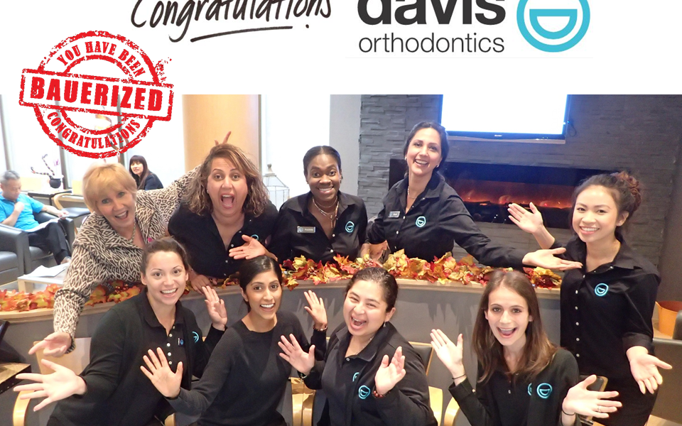 Training Day at Davis Orthodontics!!