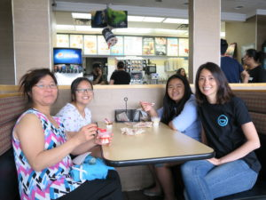 End of School Year Fun at Dairy Queen!!!