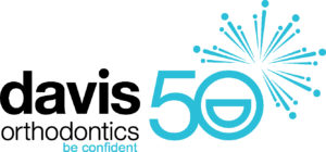 Davis Orthodontics Be Confident 50