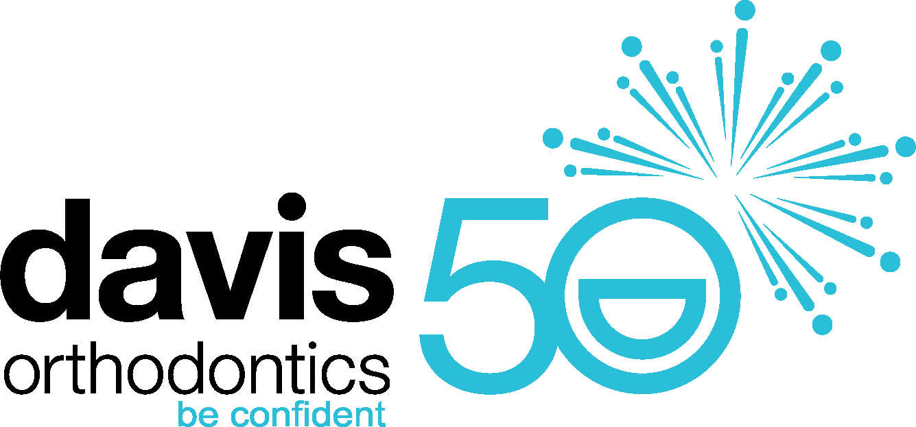 Davis Orthodontics Be Confident 50