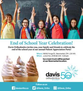 End of School Year Celebration!