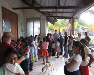 Dental Aid For the People of Nicaragua